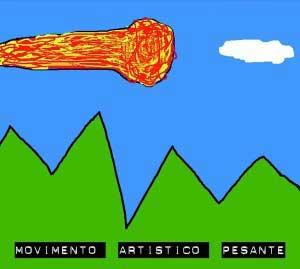MOVIMENTO_ARTISTICO_PESANTE