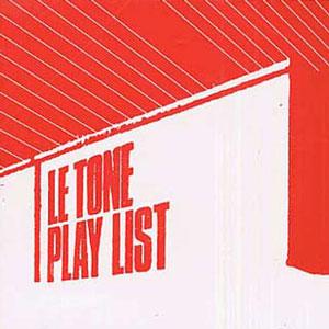 LE TONE play_list