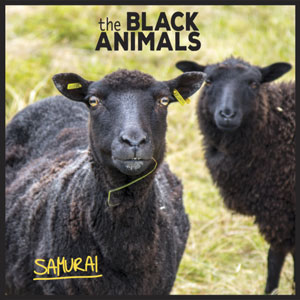 BLACK ANIMALS samurai