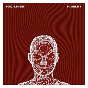 red lines paisley