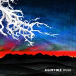lightpole dusk
