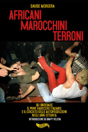 africani marocchini terroni